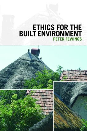Ethics for the Built Environment (Paperback) book cover