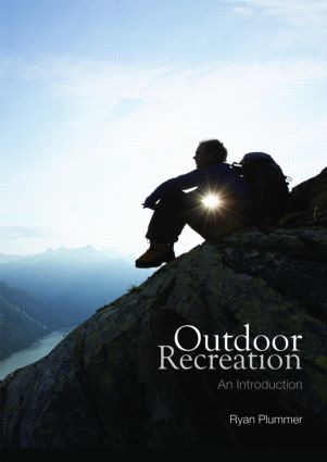 Outdoor Recreation: An Introduction book cover