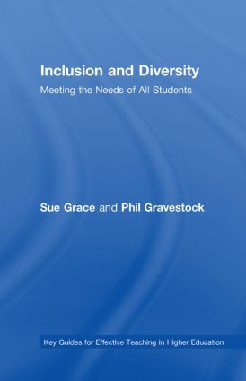 Inclusion and Diversity: Meeting the Needs of All Students, 1st Edition (Hardback) book cover