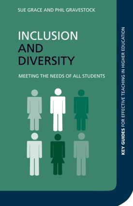 Inclusion and Diversity: Meeting the Needs of All Students (Paperback) book cover