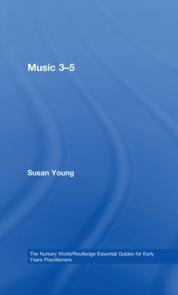 Music 3-5: 1st Edition (Hardback) book cover