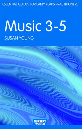 Music 3-5: 1st Edition (Paperback) book cover
