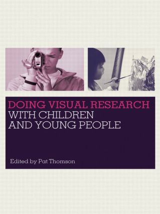 Doing Visual Research with Children and Young People (Paperback) book cover