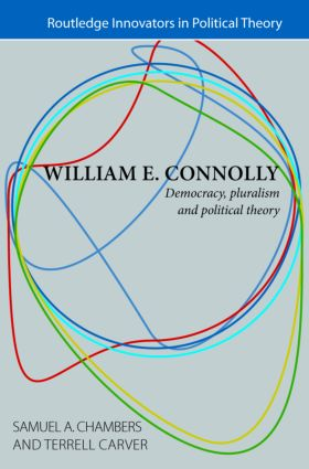 William E. Connolly: Democracy, Pluralism and Political Theory (e-Book) book cover