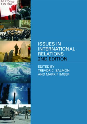 Issues In International Relations: 2nd Edition (Paperback) book cover
