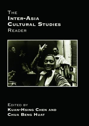 The Inter-Asia Cultural Studies Reader (Paperback) book cover