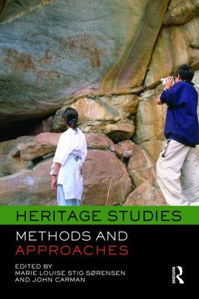 Heritage Studies: Methods and Approaches book cover
