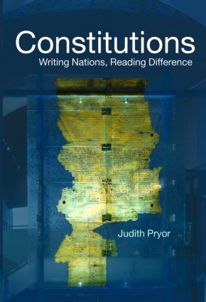 Constitutions: Writing Nations, Reading Difference (Paperback) book cover