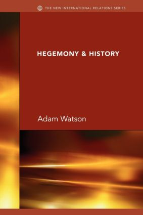 Hegemony & History: 1st Edition (Paperback) book cover