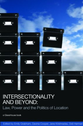 Intersectionality and Beyond: Law, Power and the Politics of Location (e-Book) book cover