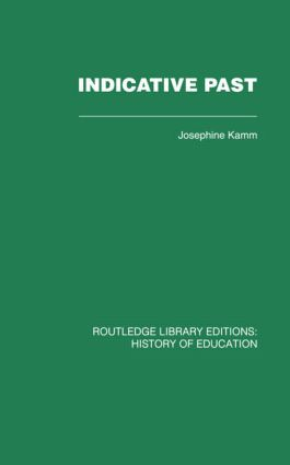 Indicative Past: A Hundred Years of the Girls' Public Day School Trust (Hardback) book cover