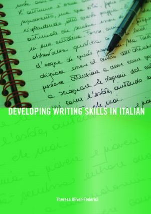 Developing Writing Skills in Italian (Paperback) book cover