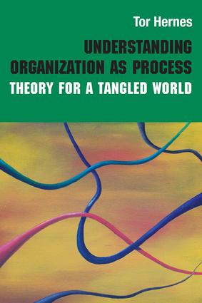 Understanding Organization as Process: Theory for a Tangled World book cover