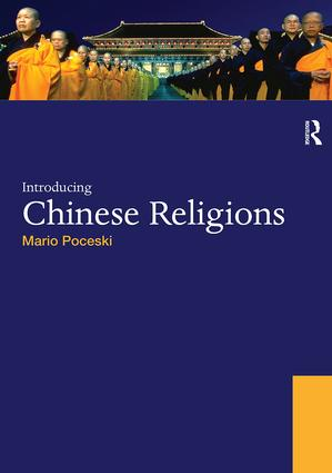 Introducing Chinese Religions (Paperback) book cover