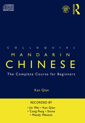 Colloquial Chinese: The Complete Course for Beginners, 2nd Edition (Audio CD) book cover