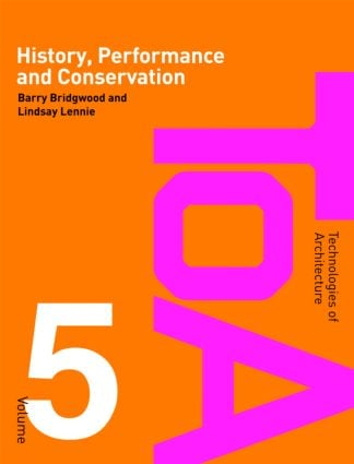 History, Performance and Conservation book cover