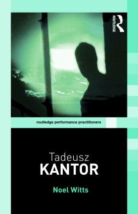 Tadeusz Kantor (Paperback) book cover