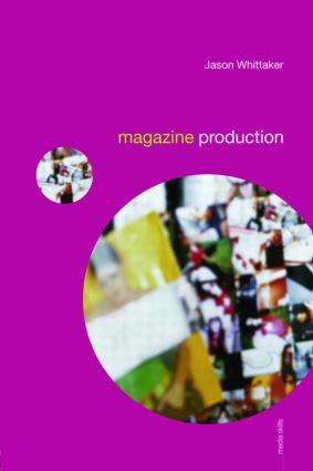 Magazine Production (Paperback) book cover