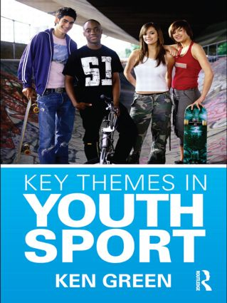 Key Themes in Youth Sport book cover