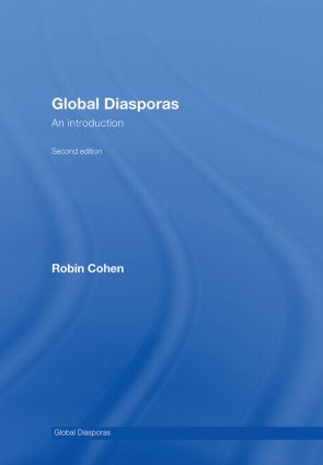 Global Diasporas: An Introduction, 2nd Edition (Hardback) book cover