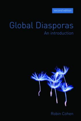 Global Diasporas: An Introduction, 2nd Edition (Paperback) book cover