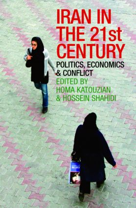 Iran in the 21st Century: Politics, Economics & Conflict book cover