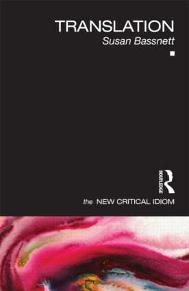 Translation book cover