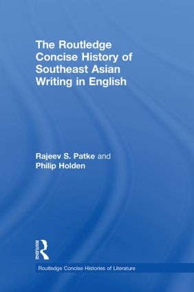 The Routledge Concise History of Southeast Asian Writing in English book cover