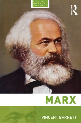 Marx book cover