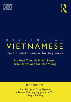 Colloquial Vietnamese: The Complete Course for Beginners book cover