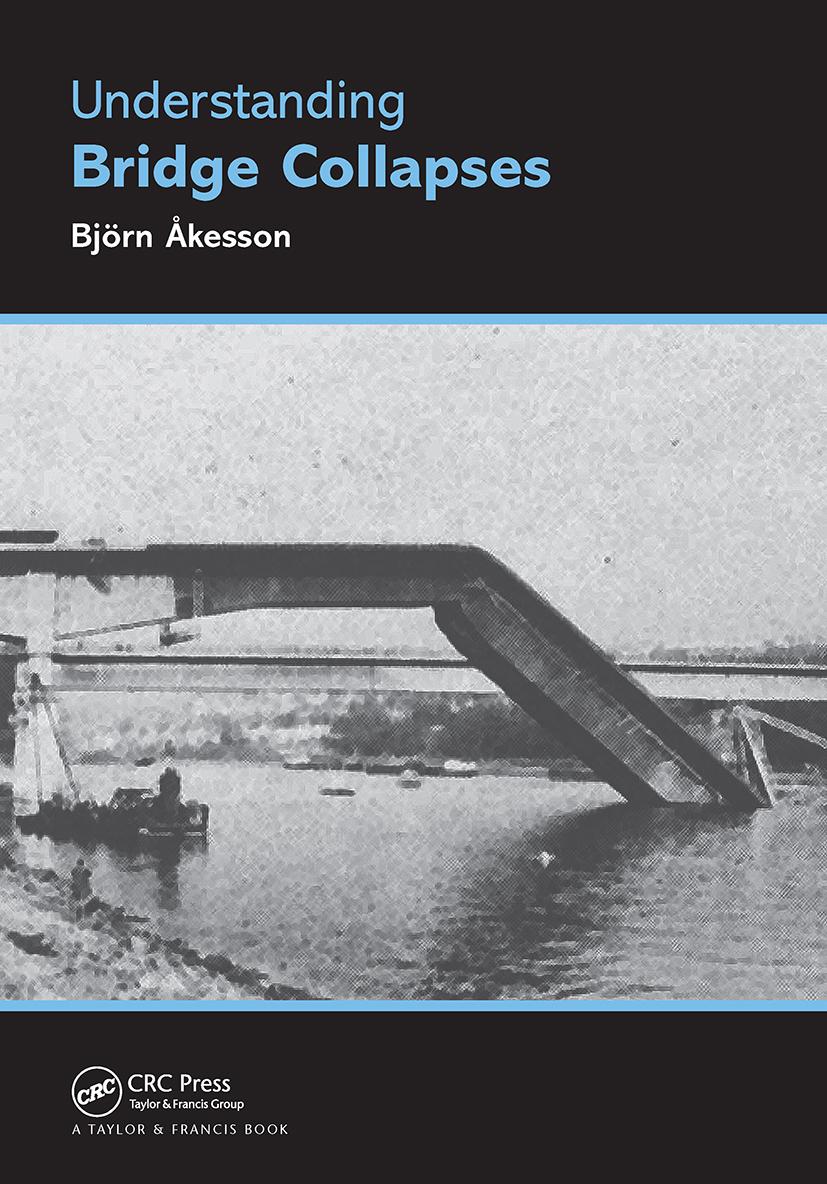 Understanding Bridge Collapses: 1st Edition (Hardback) book cover