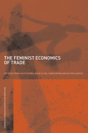 The Feminist Economics of Trade book cover