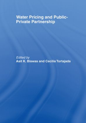 Water Pricing and Public-Private Partnership (Paperback) book cover