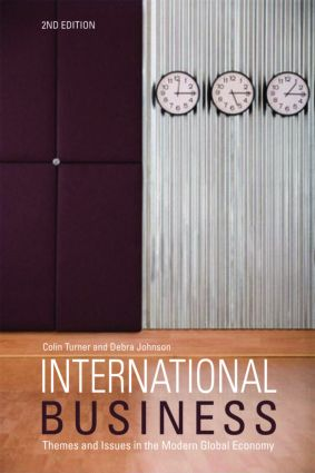 International Business: Themes and Issues in the Modern Global Economy, 2nd Edition (Paperback) book cover