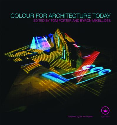 Colour for Architecture Today: 2nd Edition (Paperback) book cover