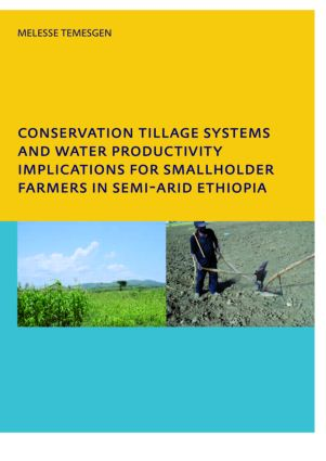 Conservation Tillage Systems and Water Productivity - Implications for Smallholder Farmers in Semi-Arid Ethiopia: PhD, UNESCO-IHE Institute for Water Education, Delft, The Netherlands, 1st Edition (Paperback) book cover