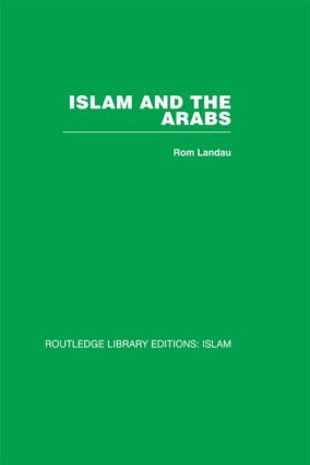Islam and the Arabs (Hardback) book cover