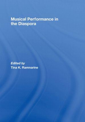 Musical Performance in the Diaspora (Hardback) book cover