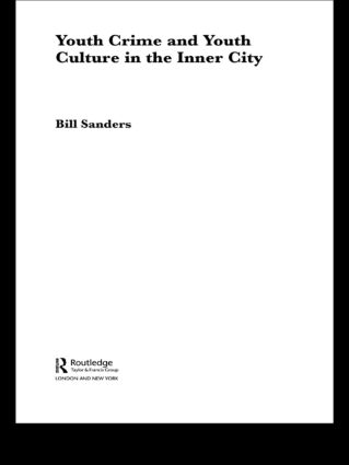 Youth Crime and Youth Culture in the Inner City (Paperback) book cover