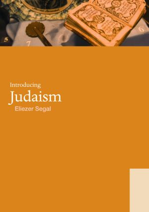 Introducing Judaism: 1st Edition (Paperback) book cover