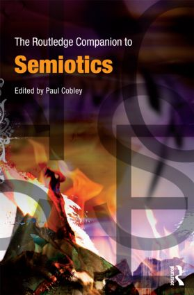 The Routledge Companion to Semiotics (Paperback) book cover