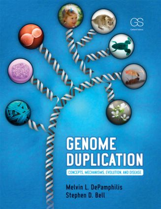 Genome Duplication: 1st Edition (Paperback) book cover