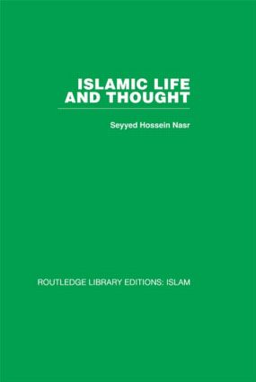 Islamic Life and Thought (Hardback) book cover