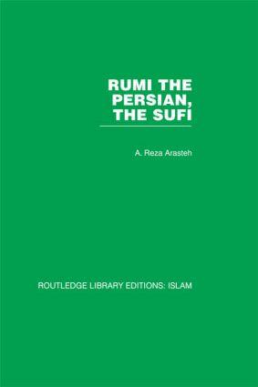 Rumi The Persian, The Sufi (Hardback) book cover