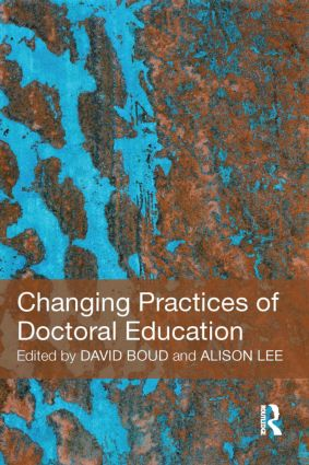 Doctoral education in risky times