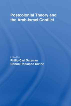Postcolonial Theory and the Arab-Israel Conflict book cover