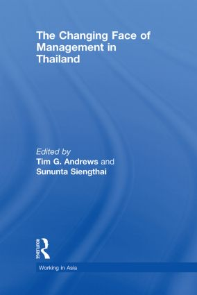 The modernization of Thai state-owned enterprises1