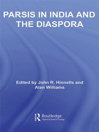 Parsis in India and the Diaspora (Hardback) book cover