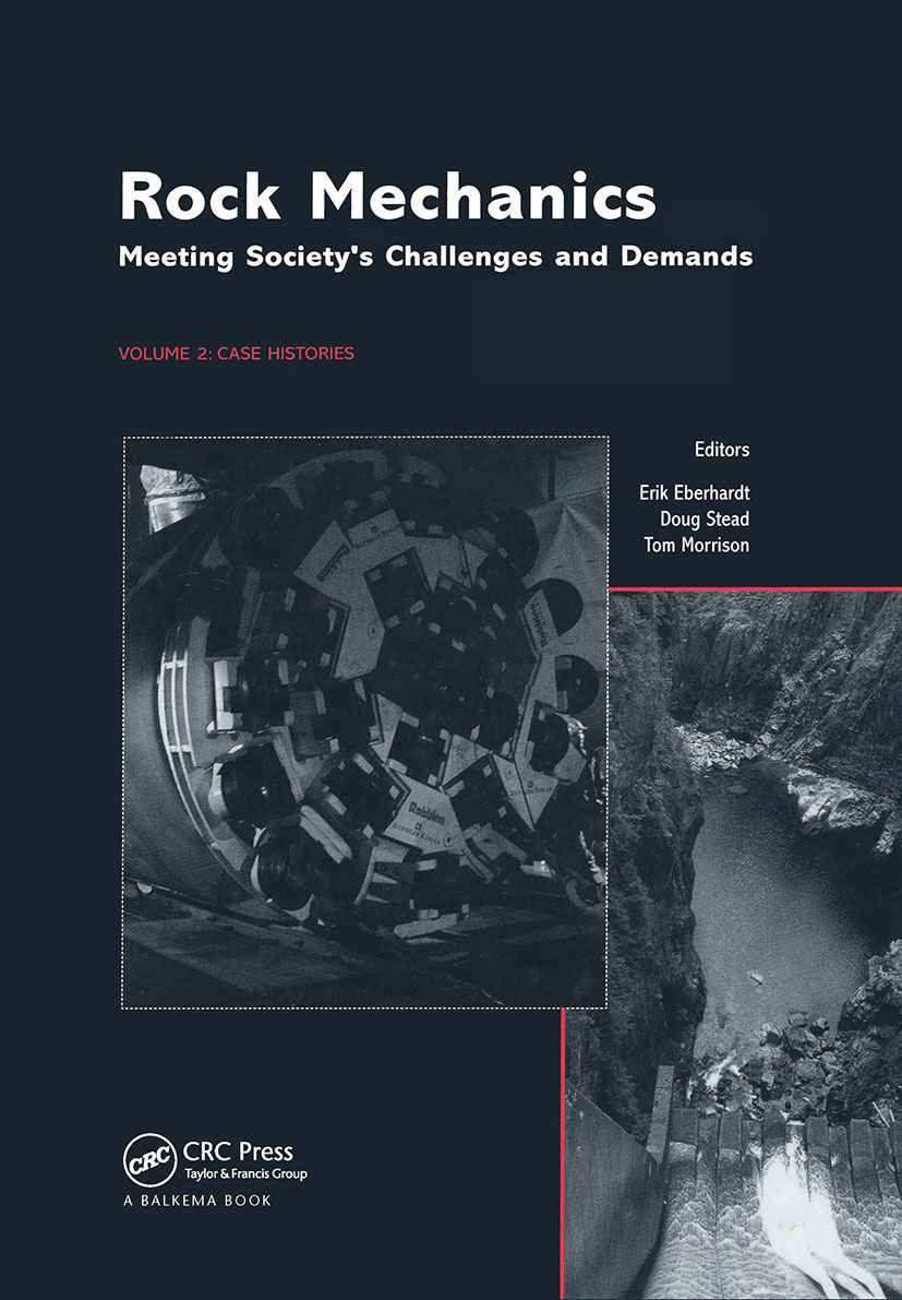 Rock Mechanics: Meeting Society's Challenges and Demands, Two Volume Set: Proceedings of the 1st Canada-US Rock Mechanics Symposium, Vancouver, Canada, 27–31 May 2007, 1st Edition (Pack) book cover