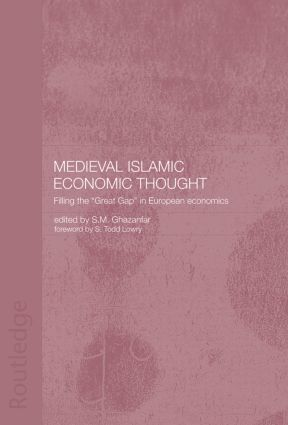 Medieval Islamic Economic Thought